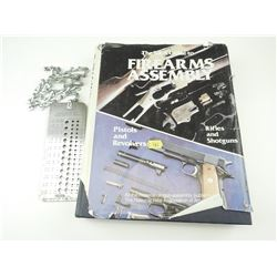 FIREARMS BOOK WITH SCREW CHECKER