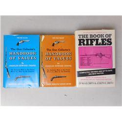 BOOK OF RIFLES & GUN COLLECTOR'S HANDBOOK OF VALUES