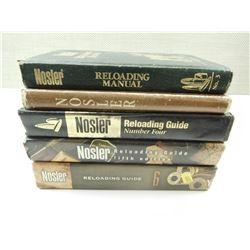 NOSLER RELOADING BOOKS