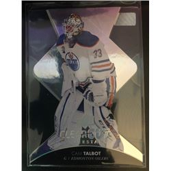 2017-18 Upper Deck Clear Cut SuperStars Cam Talbot