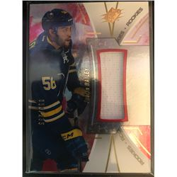 2016-17 SPX Rookies Red Jersey Justin Bailey #R-JB