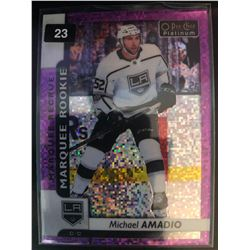 2017-18 O-Pee-Chee Marquee Rookie Michael Amadio