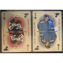 2018-19 O-Pee-Chee Playing Cards Vladamir Tarasenko