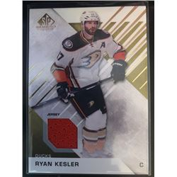 2016-17 SP Game Used Gold Materials Ryan Kesler #31