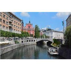 2018 - Scenic Slovenia & Croatia 8 days from Ljubljana to Ljubljana