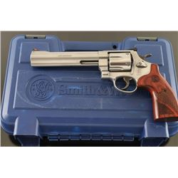 Smith & Wesson 629-6 .44 Mag SN: CTZ4154
