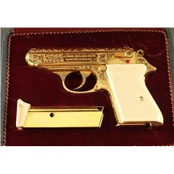 Walther PPK .380 ACP SN: 119284A