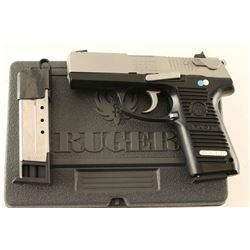 Ruger P95DC 9mm SN: 314-13490