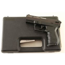 Walther PK380 .380 ACP SN: PK019673