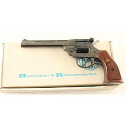 "H&R Model 999 ""Sportsman"" .22 LR #AX054125"