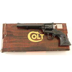 Colt New Frontier .22 LR SN: G224487