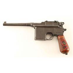 Mauser C96 .30 Cal SN: 905239