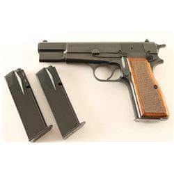 Browning Hi-Power 9mm SN: 76C11380