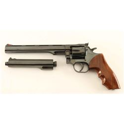 Dan Wesson Model 22 .22 LR SN: 19552