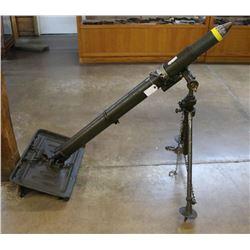 Dewat WWII Era Brandt Mdl 27/31 81mm Mortar