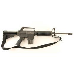 Colt AR-15 SP1 .223 Cal SN: SP127557