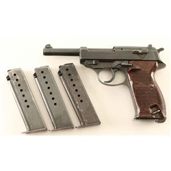 Walther AC45 P.38 9mm SN: 8536