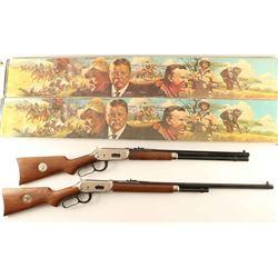 Winchester 94 Teddy Roosevelt 2 Gun Set