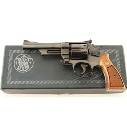Smith & Wesson 27-2 .357 Mag SN: N217823