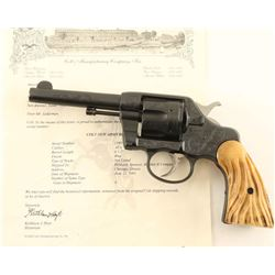 Colt New Army .41 Colt SN: 159076