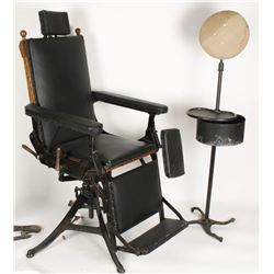 Antique McDonald Gynecologist Chair