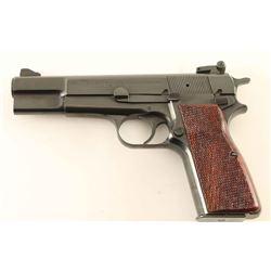 Browning Hi Power 9mm SN: 245RN12635