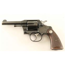 Colt Army Special .32-20 WCF SN: 491336