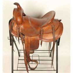 Keystone Western Saddle