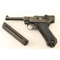 BYF P.08 Black Widow Luger 9mm SN: 1445w