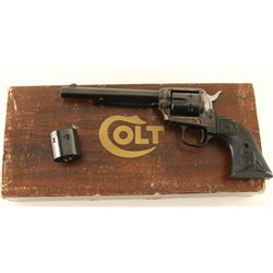 Colt Peacemaker .22 Dual Cylinder #G175576