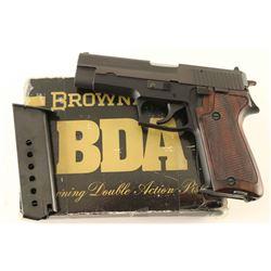 Browning BDA .45 ACP SN: 395RP4860