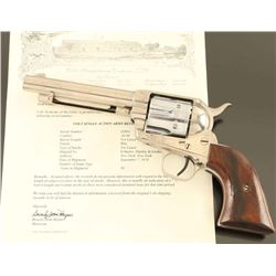 Colt Single Action Army .44-40 SN: 45864