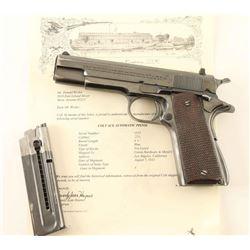 *Pre-War Colt Ace .22 LR SN: 1515