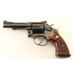 Smith & Wesson 15-3 .38 Spl SN: 13K7515
