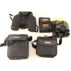 Lot of 5 Binoculars