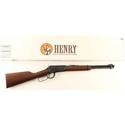 Henry H001 .22 S/L/LR SN: B025851H