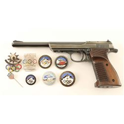 Walther Olympia .22 Short SN: 2841O