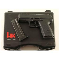 Heckler & Koch HK P2000 9mm SN: 116-019874