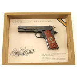 Colt World War 1 Commemorative .45 #6934-CT