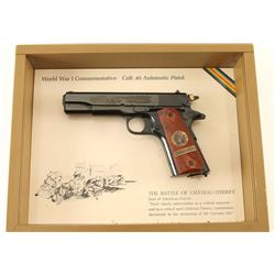 Colt World War 1 Commemorative .45 #6934-CT