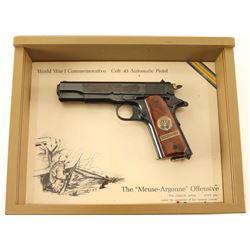 Colt World War I Commemorative .45 #6934-MA