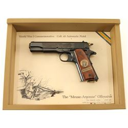 Colt World War I Commemorative .45 #6934-MA