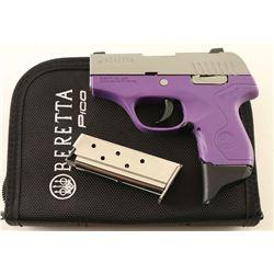 Beretta BU Pico .380 ACP SN: PC076189