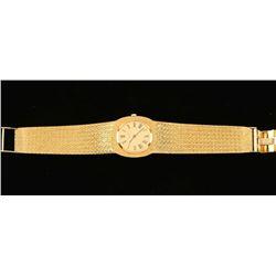 Vintage Swiss 1970's High Line Wristwatch
