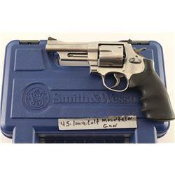 Smith & Wesson 625-9 .45 LC SN: DBU4212