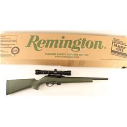 Remington 597 .22 LR SN: C2788089