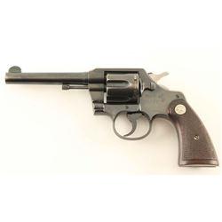 Colt Official Police .38 Spl SN: 709856