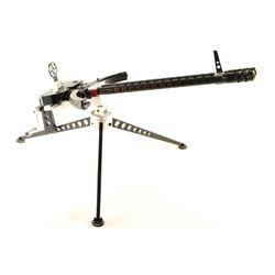 Twin Ruger 10/22 .22 Gatling Gun w/ Bipod