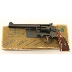 Smith & Wesson Pre-Model 14 .38 Spl #K78549