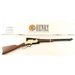 Henry H004 Golden Boy .22 S/L/LR #GB364419